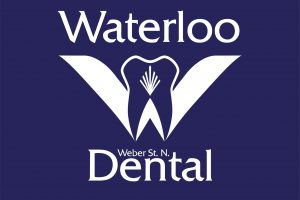 Waterloo Dental Logo With Name
